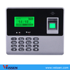 10-hr battery portable fingerprint reader for employee attendance