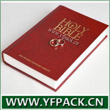 china personalizados de impresión de venta al por mayor de la biblia
