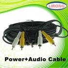 CCTV RCA audio cable usb 2.0 dvr driver video audio cctv capture adapter easycap