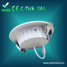 270V 7w 3inch downlight led ul ic ceiling
