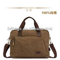 Promotional Canvas Bag, Canvas Shoulder bag