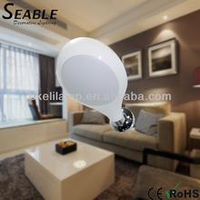 Energy saving E27 single wall lamps suit for energy saving bulb