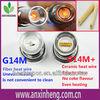 electronic cigarette wax-t atomizer coil head e cig coil head