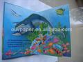 Personalizzati realizzati a mano bambini libri pop up/promozionale segnalibri 3d per i libri