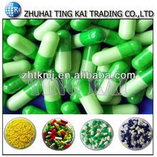 Custom capsules packaging gelatin empty