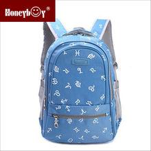 custom durable teenagers school laptop backpack