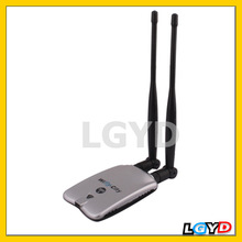Popular 300G High-Power & High-Sensitivity 802.11b/g USB Wireless Adapter, Support network decoder