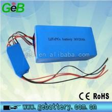 lifepo4 36v 20ah lifepo4 battery pack 36v lithium battery pack 20ah