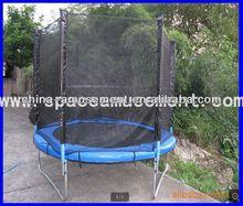 [space amusement]kids indoor trampoline bed