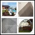 skylight policarbonato reciclado de plástico folha folha de vidro