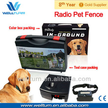 electronic pet containment system