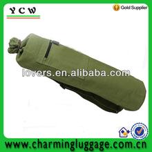cotton canvas yoga mat bag wholesale