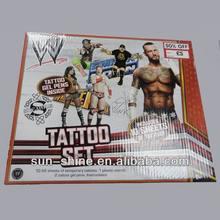 tattoo plastic stencil ,gel pen set