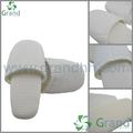 Zapatillas peludos caliente venta zapatos artesanales/zapatillas de interior con diseño de moda