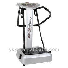 Fitness Vibration plate gym machine crazy fit massager
