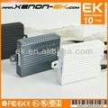 Vendita calda!!! Kit xenon hid fari xenon hid kit di conversione con super slim ballast