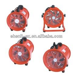 outdoor exhaust fan