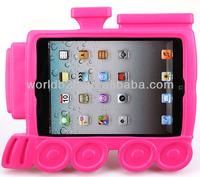 Little train design EVA Protective Case with Handles for iPad Mini 1 & iPad mini 2
