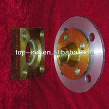 China special groove flange