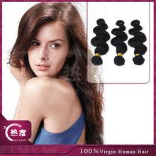 Premiun stock brazilian body wave hair bundles virgin tape hair extensions body wave sensual virgin remy hair
