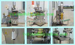 Shanghai PLC control Tea Bag Packing Equipment Machine / 0086-13916983251