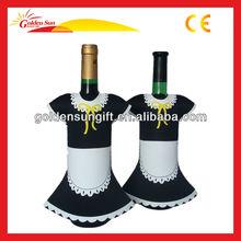 2014 Wholesale High Quality Wine Neoprene Bottle Sleeve