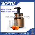 Coupe du double extracteur de jus/slow juicer je230- 04m00