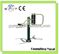 Outdoor hydraulic curves fitness equipment for sale