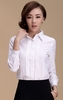 office lady cotton slim fit shirt