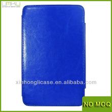 for iPad mini 2 rotation bookcover case, flip leather case for ipad mini2