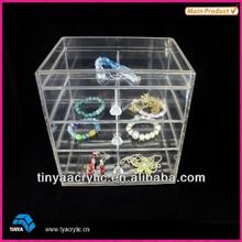 Wholesale Counter Cosmetic Acrylic Display Storage Box