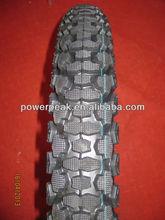 motor bike tire 2.75-18 cross pattern
