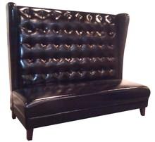 2014 High Quality Finger Sofa High Back Hotel Chair Sofa Set OB089