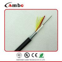 Tele-Communication Cable Fiber Optic Price per Meter 4 Core 62.5/125um (MM)