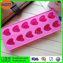 ice cube heart,ice cube maker silicon heart,ice cube novelty