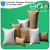 Various styles container kraft paper dunnage air bags with inflator