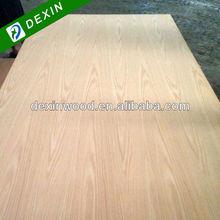 A/AA/AAA Grade 3mm Red Oak Plywood Sheets