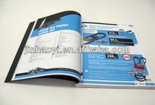Print catalogue/brochure printer in China