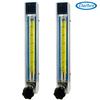 Borosilicate glass tube low flow rotameter