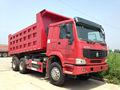 380HP 6 x 4 sinotruk etiopía precio hino camión