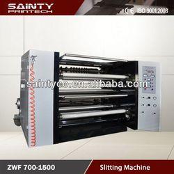 Top Quality adhesive label slitting machine