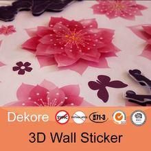 3d flip sticker party goods