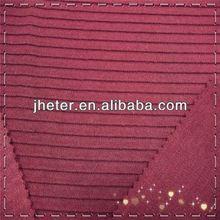 jacquard plain dye polar fleece fabric for garment