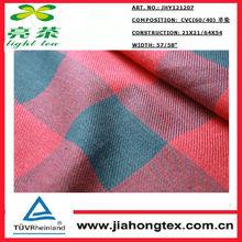cotton polyester brushed fabrics
