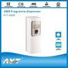 Automatic perfume dispenser with light sensor