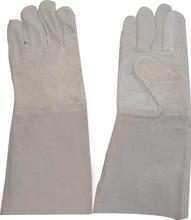 Welding Glove, Leather Glove, Working Glove,cow split leather gloves