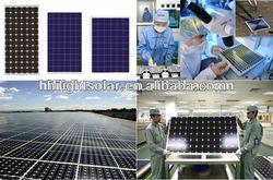 260w-285w cheap price per watt solar panels from china