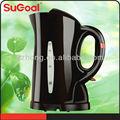 Sugoal electrodomésticos negro 1.7l anti-feiyan té