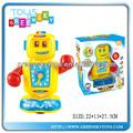 Électrique robots pour enfants, B / O temps robot avec musique et lumière