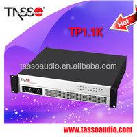 """Professional bass speaker 21"""" 1000w power amplifier system"""